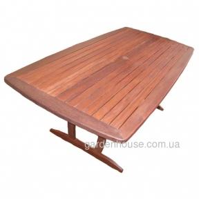 Садовый стол Florentina из мербау 200х100 см