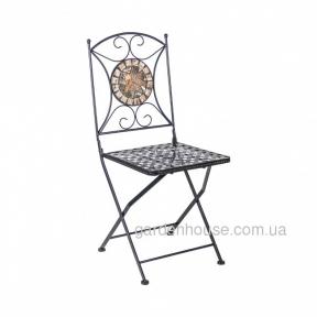 Металлический складной стул Mosaic