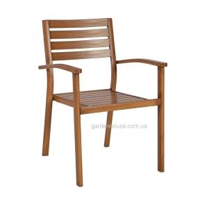 Садовый стул Sailor из алюминия