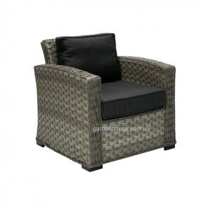 Садовое кресло Geneva из искусственного ротанга