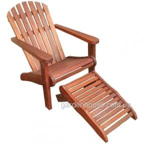 Кресло-шезлонг Napoleon из мербау