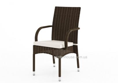 Обеденный стул Tramonto Royal из искусственного ротанга
