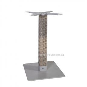 Ножка для стола Larache из искусственного ротанга 40x40x72 см
