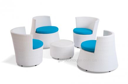 Набор мебели из искусственного ротанга Clepsidra