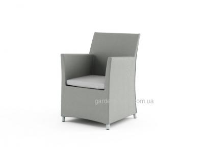 Садовое кресло Merida из алюминия, с подушкой