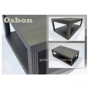 Журнальный столик Osbon из тикового дерева