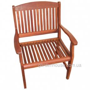 Садовое кресло Victoria Dining из мербау
