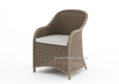 Садовое кресло Leonardo Royal из искусственного ротанга