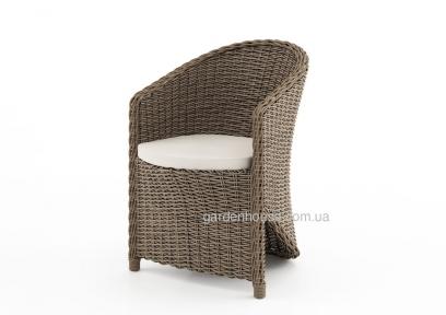 Обеденное кресло Dolce Vita из искусственного ротанга