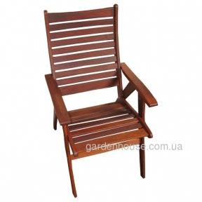 Обеденное кресло Classic Back из мербау