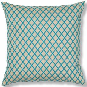 Подушка декоративная Martina с орнаментом 45x45 см в ассортименте