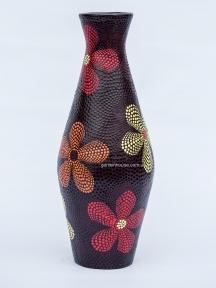 Ваза керамическая, 50 см (в ассортименте три расцветки)