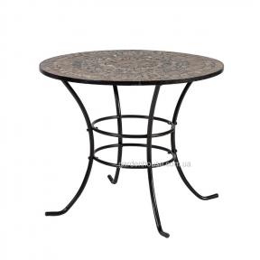 Садовый обеденный стол Mosaic 90х70 см