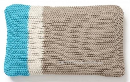 Трикотажная прямоугольная подушка Droll 125x150 см в ассортименте