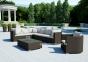 Модульная система садовой мебели Venezia Royal из искусственного ротанга