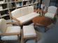 Набор садовой мебели для отдыха Sidney из тика