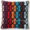 Подушка интерьерная Cubik 45x45 см, многоцветная
