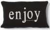 Подушка декоративная трикотажная с надписью