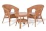Набор ротанговой мебели для террасы