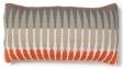 Декоративная прямоугольная подушка Alis 30x50 см, цветная