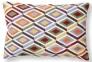 Декоративная прямоугольная подушка Tahoma 30x50 см, многоцветная