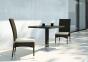 Кофейный набор мебели Quadro & Strato из искусственного ротанга